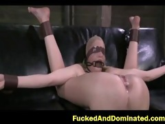 farmers daughter receives her tits fastened 4