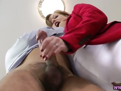 nylons amateur drilled hard