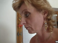 she helps her son-in-law cum