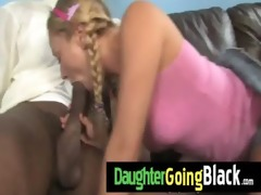 watching my daughter screwed by a black dude 8