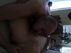 daddy worshiping big pounder