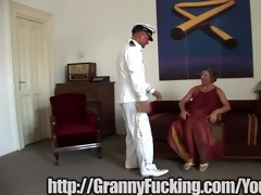 old tart acquires drilled