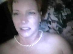 mature non-professional housewife sucks and fucks