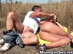 horny milf gets drilled hard outdoor free part2