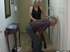 he is finds his mom and daddy fucking his gf