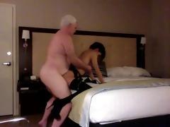 old chap fucks a juvenile hooker