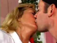 sexy mommy enjoys younger cock