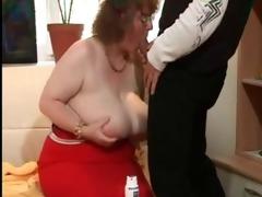 omas grosse titten