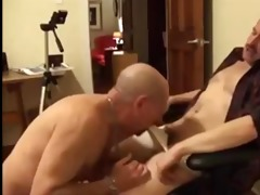 daddy seduces straight ally