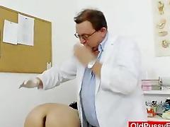 redhead madam internal urinate hole medical-tool