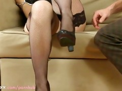 mamma sexually excited housewife wishes to fuck