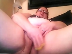 soaked pussy for expecting for daddy to cum home