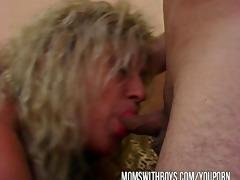 dirty surprise for bbw stepmom