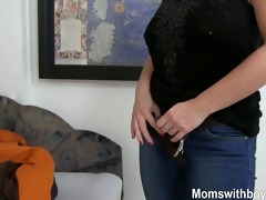 69 oral act with young boy and sexy mature