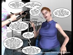 3d comic: the chaperone 15-16