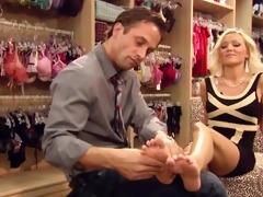 diana doll feet