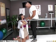 brazzers - doctor milf receives pounded