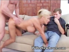 fresh lover for wife with wet crack hubby