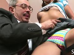 teacher is fucking juvenile babe