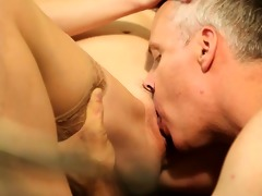 enchanting luscious girl tempted by the naughty