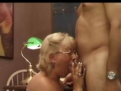 granny and young stud - 21