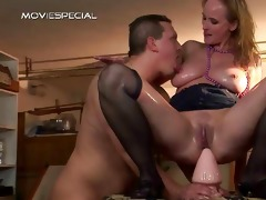 older mother gets all her holes filled part4