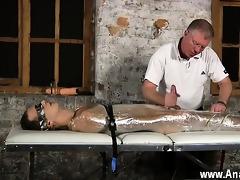 nude chaps sebastian had the boys limit luke on