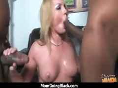 your mother goes for a large black cock 10