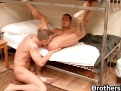 brothers horny boyfriend gets cock part4
