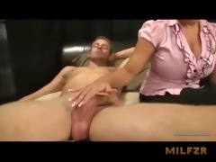 large whoppers mom gives blowjob to sleeping son