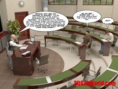 st time gay fuck on exam 3d gay cartoon animated