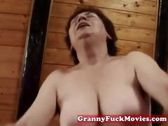grandma alian enjoys her younger ally