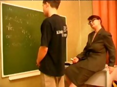 russian aged teacher and juvenile dude russian