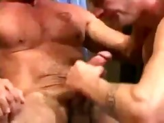 daddy eats ass bare fuck chap pounding deep