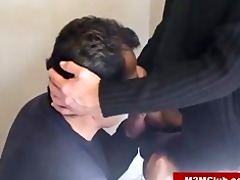 hung latino fucking a daddy