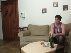 she is takes his rigid young cock