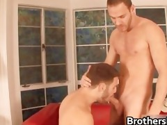 brothers horny boyfriend acquires cock part5