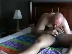 dad and bear