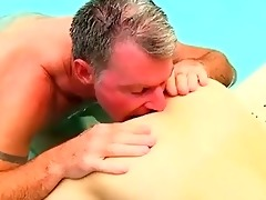 naked men brett anderson is one favourable daddy,