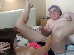 bbw granny fucking with younger hotty