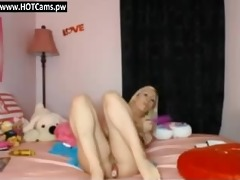 my free livecam hawt blonde mother i dildoing her