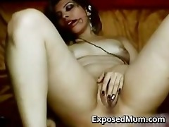 pretty mom plays with remotely part6