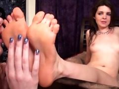 pots 18 year old west coast foot worship