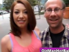 sexy playgirl gia love sucks old man
