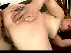 young girl licks curly aged slit bvr