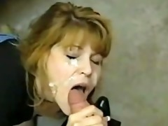 awesome bj and eat all of the facial