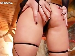 astonishing pierced pussy milf engulfing part3