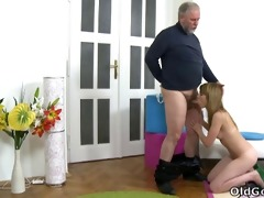 after a long doggie style fucking sveta gets her