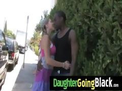 hawt daughter cock suck and interracial fuck 8