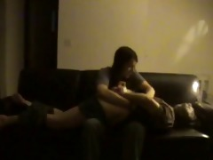 lengthy haired stoner dom uses dad slave